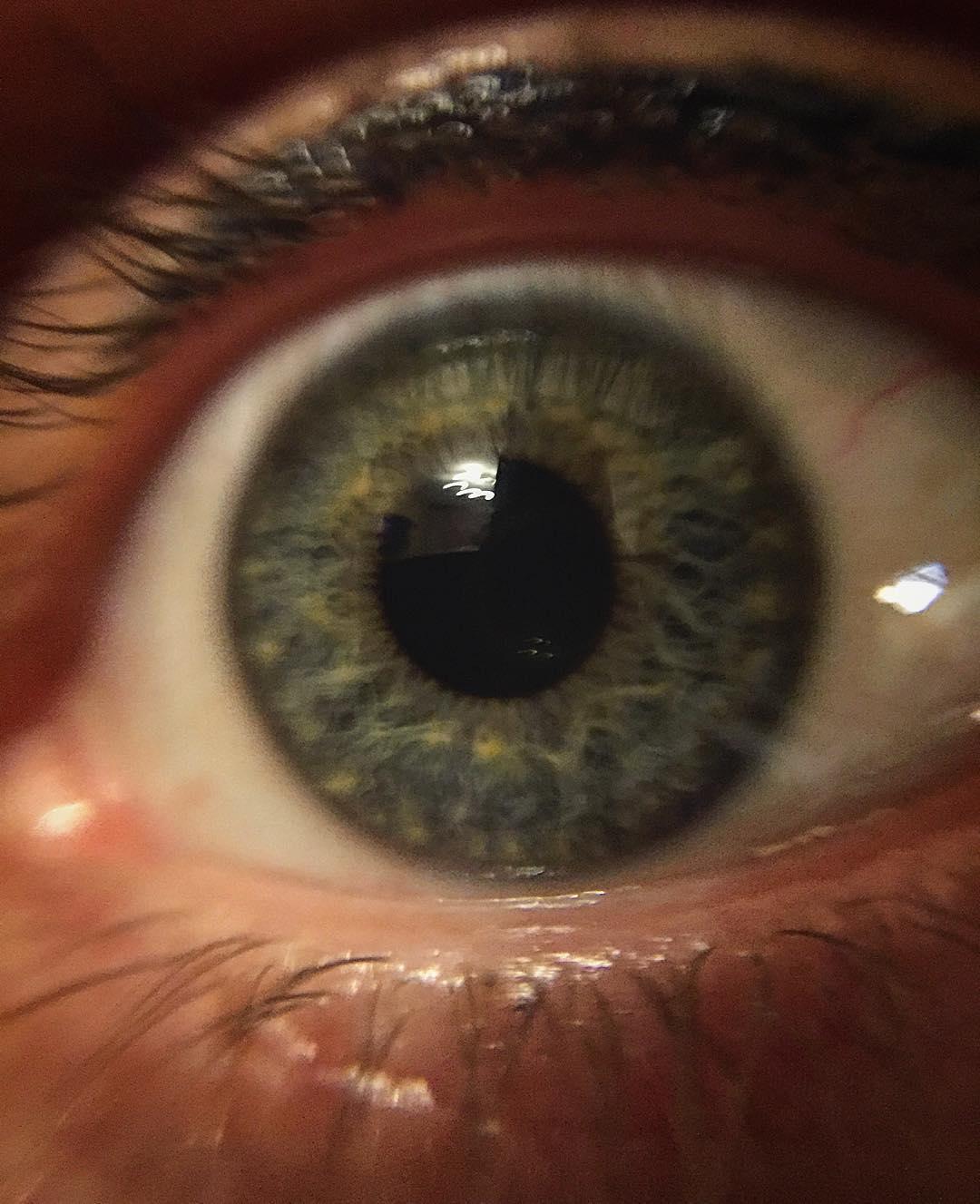 Мой большой прекрасный глаз. Да, над макро таки надо трудиться. #глаз #макро #макролинза #я #селфи #себяшка #самострел #i #me #selfie #look #macro #makro #myself #eye #myself